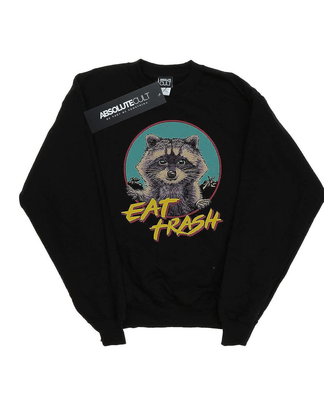 Vincent Trinidad Womens Eat Trash Sweatshirt