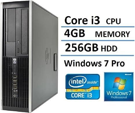 4GB RAM Memory Upgrade for Compaq HP Business Desktop 6200 Pro SFF Desktops