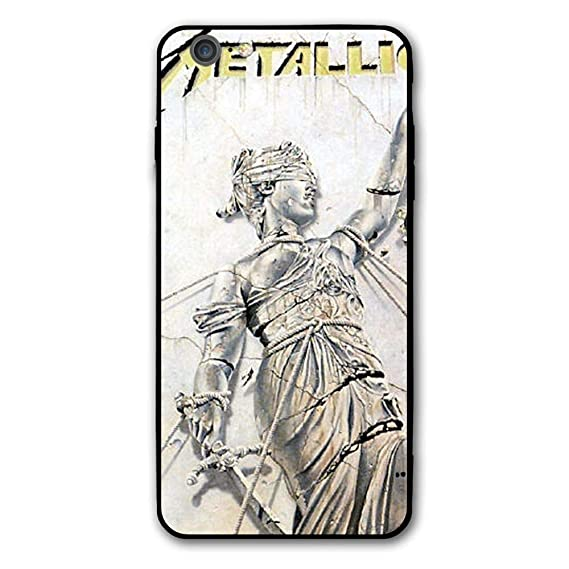finest selection f3059 256f1 Amazon.com: iPhone 6 Plus Case iPhone 6s Plus Case Me-tallica-.and ...