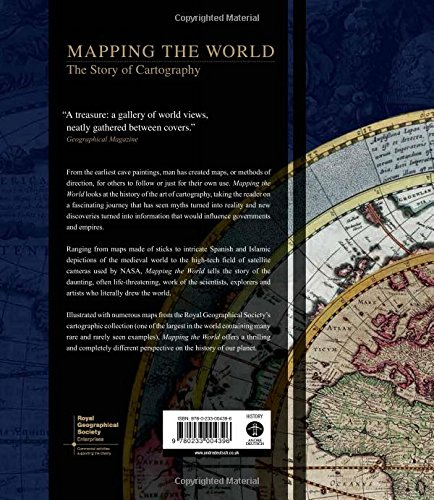 Mapping the World: The Story of Cartography