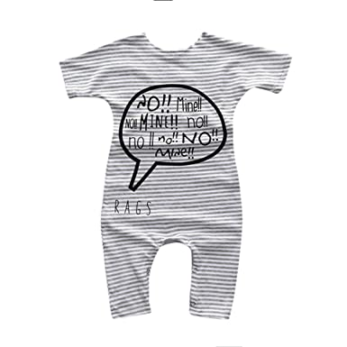 7f4f305ee32b Bellelove Fashion Baby Boys Summer Jumpsuit