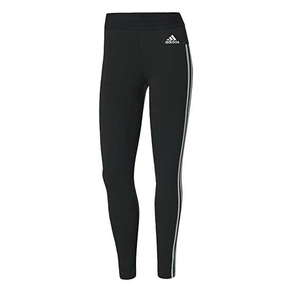 adidas Damen Tights Sport Essentials 3 Streifen
