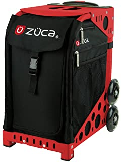 98ebee1a6acf ZUCA Rolling Suitcase - Obsidian Sport Insert Bag with Your Choice of Frame