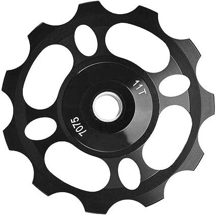 Mountain MTB Bike Cycling Aluminium Jockey Wheel Rear Derailleur Pulley 11T NEW