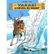 Yakari 29 : Le réveil du géant