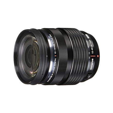 Olympus M.ZUIKO Digital ED 12-40mm 1:2.8 MILC Negro: Amazon.es: Electrónica