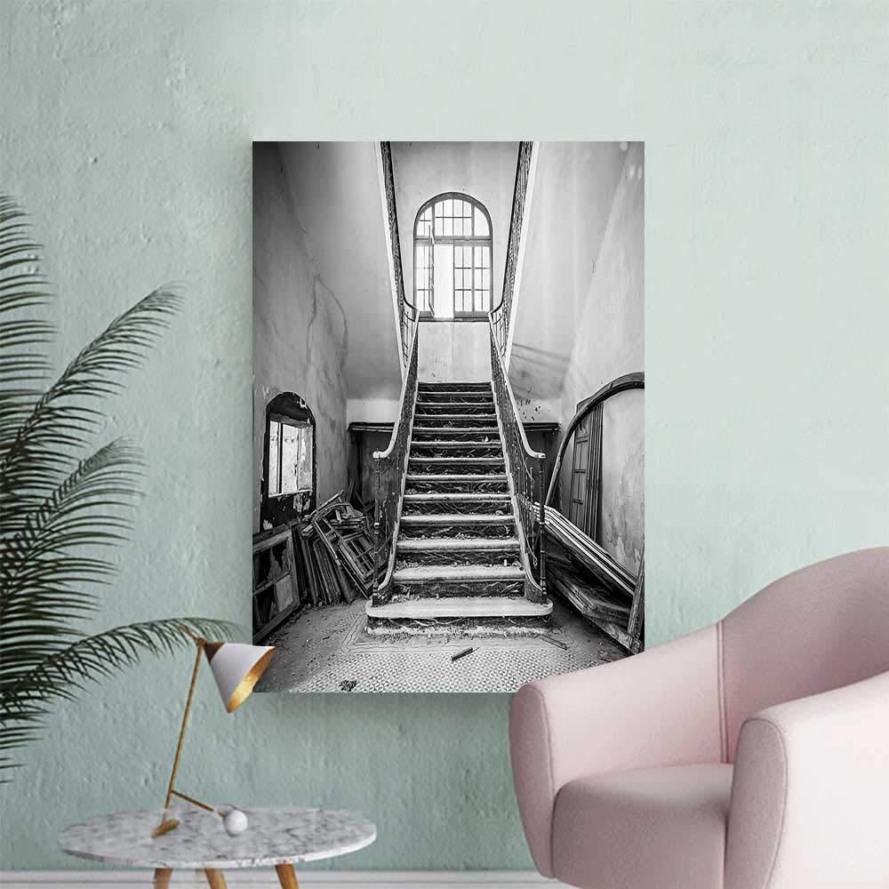 Amazon Com Modern Decor Mystic Haunted Worn Victorian House