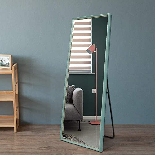 Niccy Full Length Mirror Standing or Wall Mounted Mirror Dressing Mirror