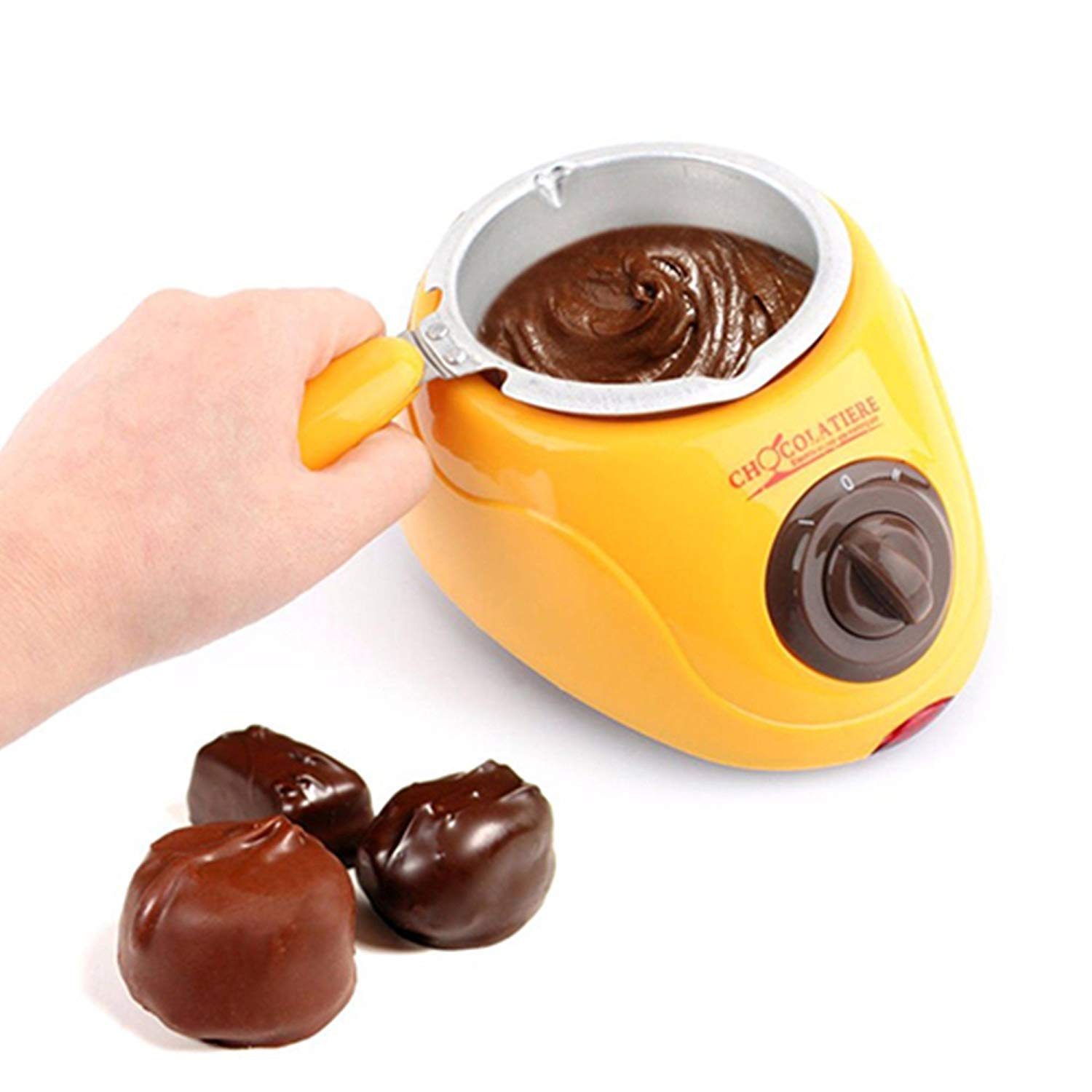 Jsn Sellers Portable Electric Chocolate Melting Pot With