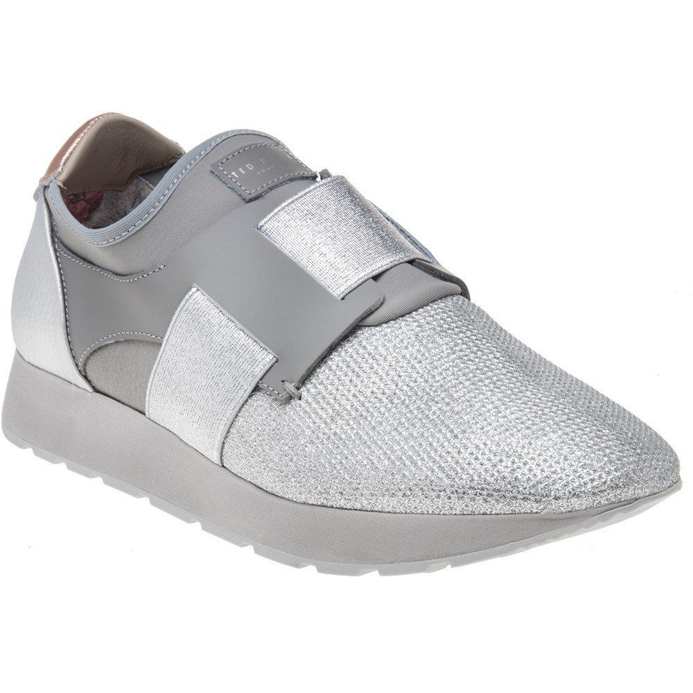 Ted Baker Harqcen Womens Sneakers Grey