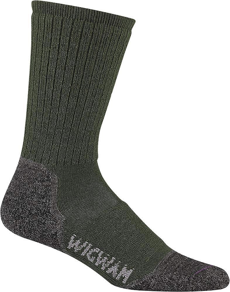 Wigwam Cool Lite Hiker Quarter Black Charcoal Socks F6066-052