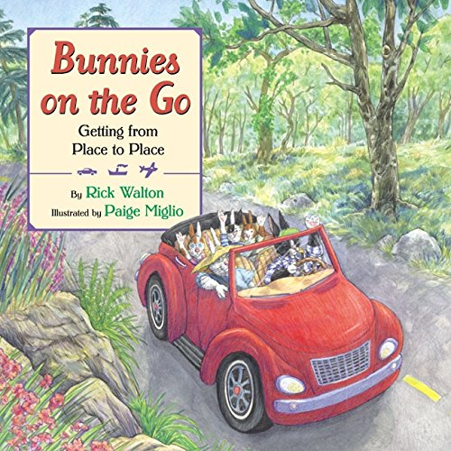 Bunnies on the Go: Getting from Place to Place (Best Places To Vacation In The Midwest)
