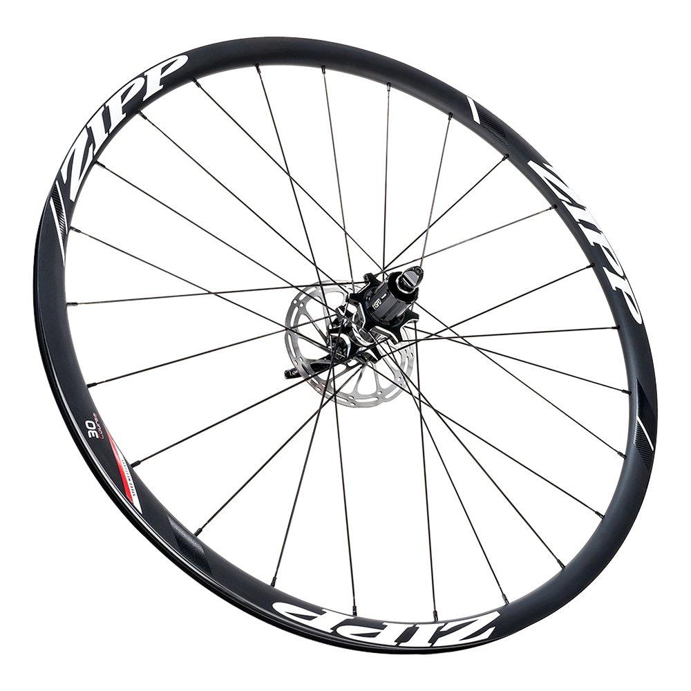 Zipp 30 cours DE DISQUE DE FREIN ARRIERE Tubulaire 10/11 Vitesses SRAM QR et 12 x 142 mm/135 bouchons Par essieu de la roue pour vélo-Noir B00VVHVSES