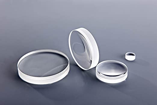 dia:40.0mm Convex lens f:250.0mm SJH-641C Achromatic doublet lens Optical lens