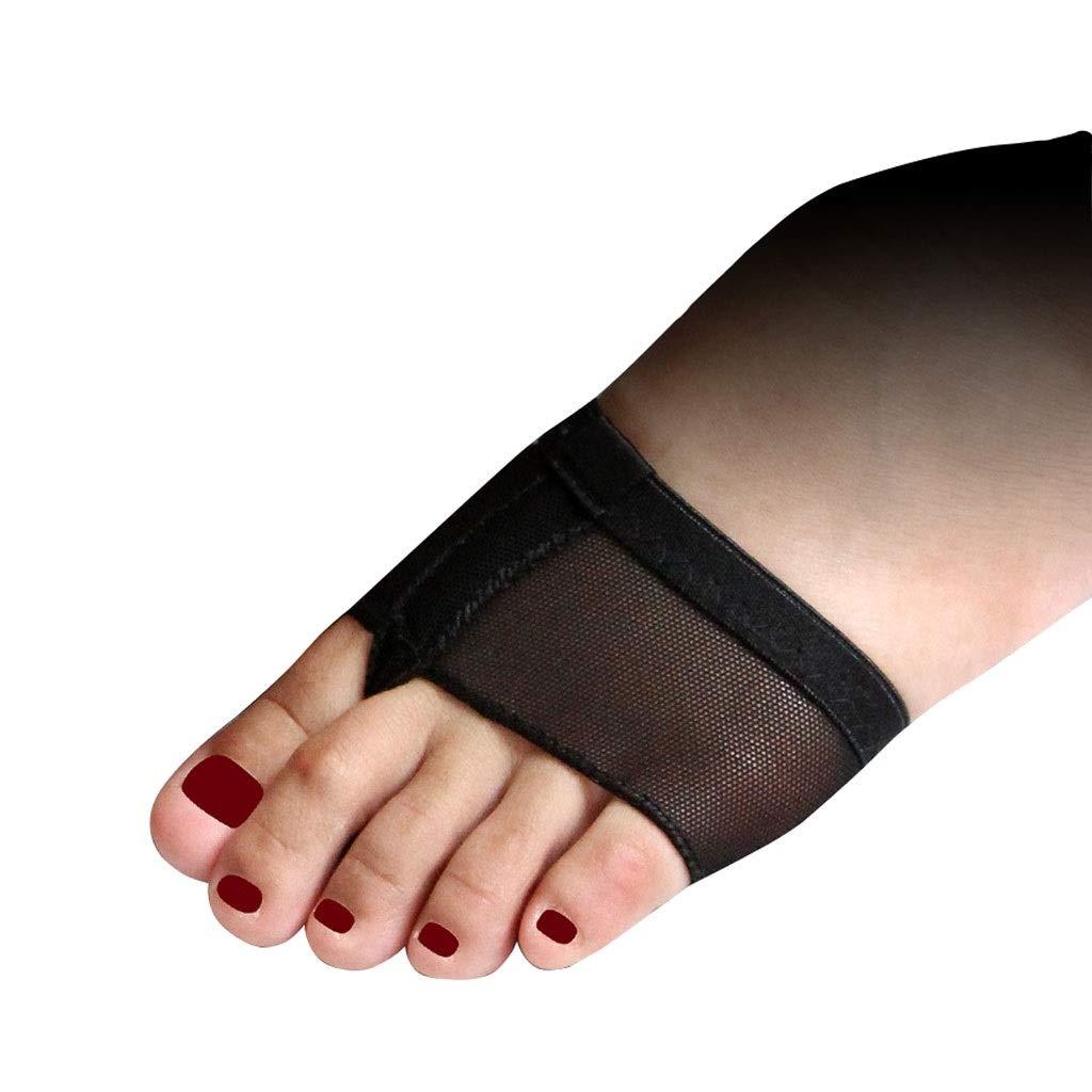 Punta da Ballo Pad Piedi Piedi Perizoma Protezione Danza Calzini YCYEER Ballet Belly Dance Foot Thong Scarpe da Danza Zampa Mezza Suola Avampiede