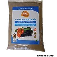 Fungicida acaricida 500g acción preventiva curativa contra Oidio