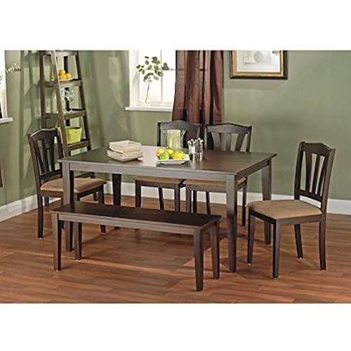Cheap Dining Room Table And Chairs For Sale: 5 Piece Dining Room Sets: Amazon.com