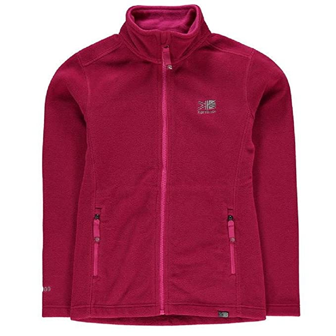 Karrimor - Chaqueta - para niña multicolor Night Pink 7-8 ...