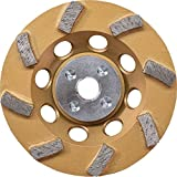 Makita A-96403 Anti-Vibration Diamond Cup Wheel, 8 Segment Turbo, 4-1/2''