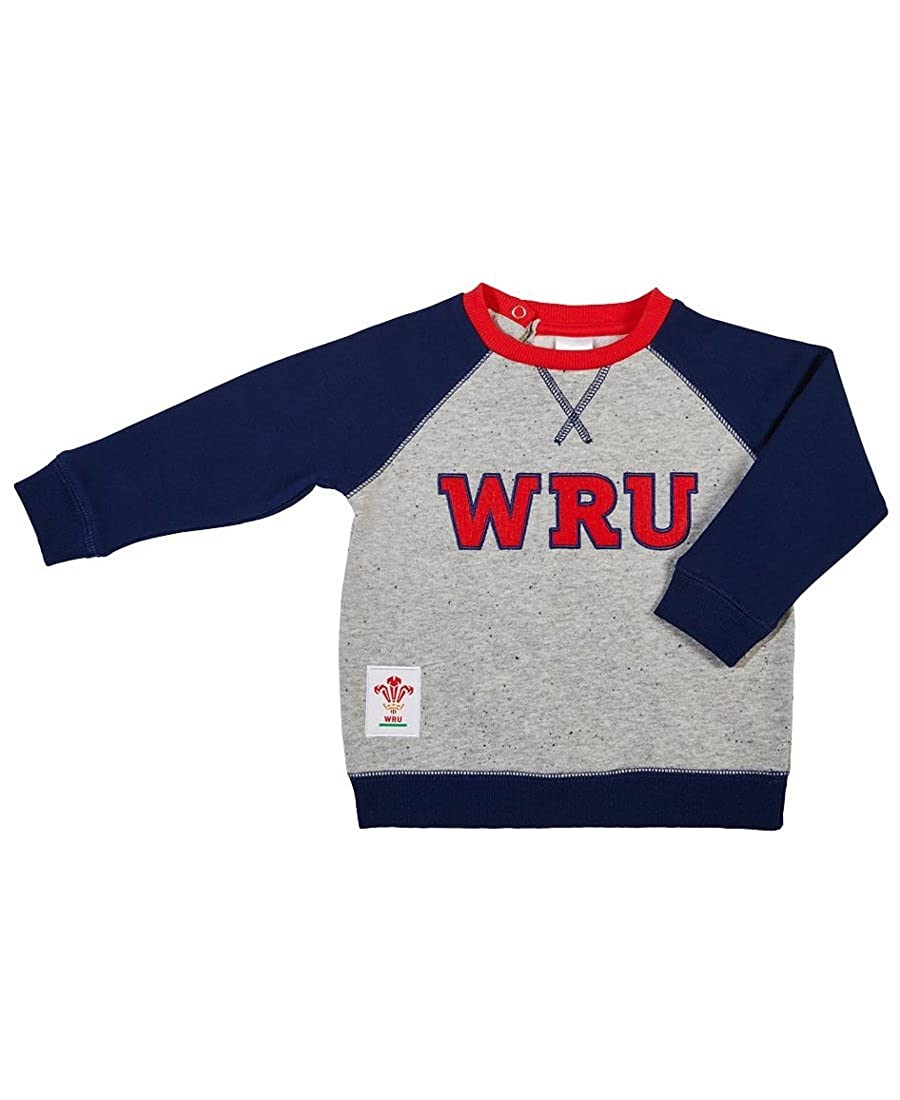 Wales WRU Rugby Baby/Toddler Sweatshirt | 2017/18 Season
