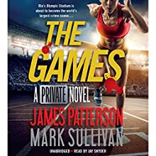 The Games Audiobook by James Patterson Narrated by Jay Snyder
