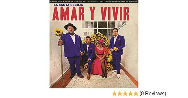 Amar Y Vivir (En Vivo Desde La Ciudad De México, 2017) by La Santa Cecilia on Amazon Music - Amazon.com