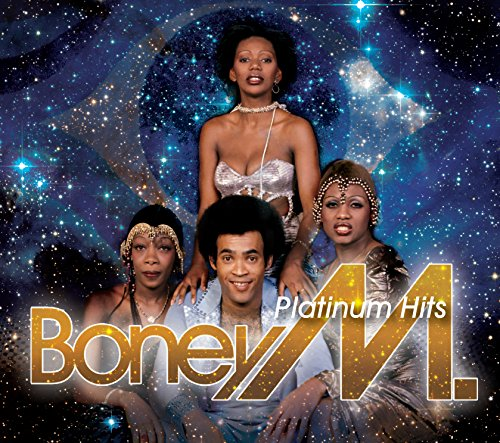 Boney M. - Dance Explosion 50 Disco Hits From the 70