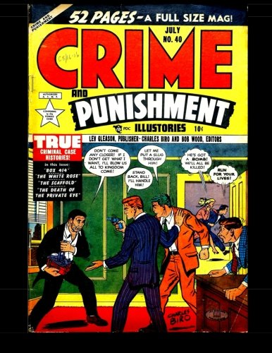 Download Crime and Punishment #40: True Golden Age Crime Cases 1951 ebook