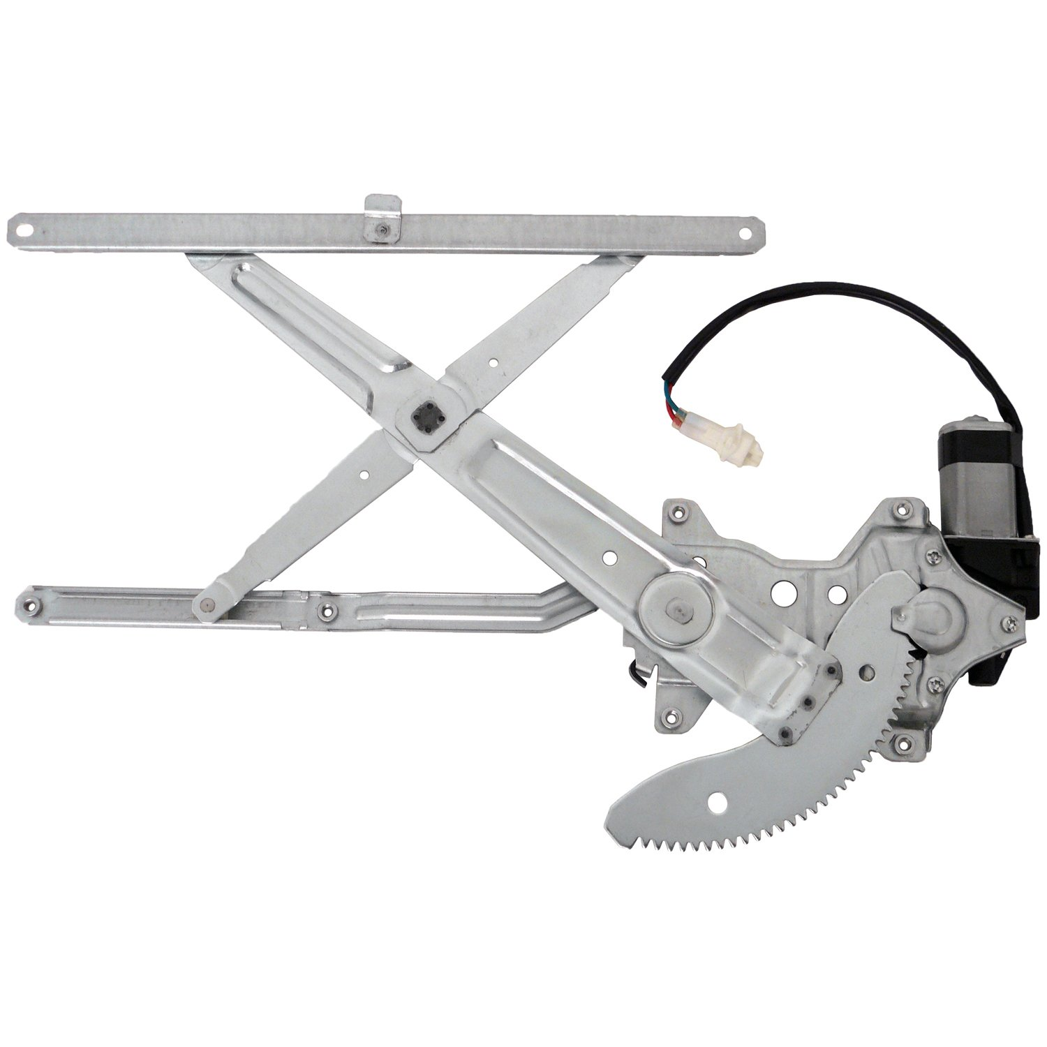 ACDelco 11A290 Professional Front Passenger Side Power Window Regulator with Motor