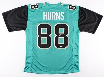 Allen Hurns #88 Signed Jacksonville Jaguars Jersey (JSA COA) at ...