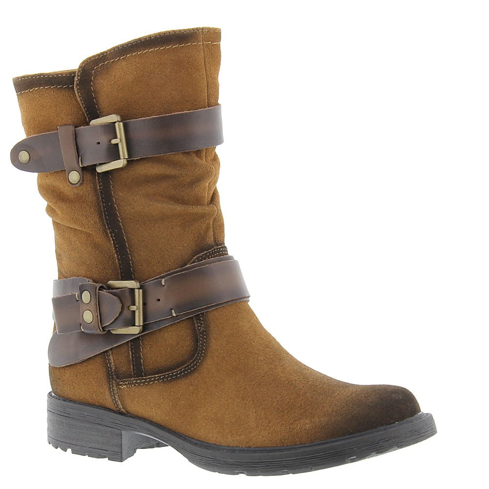 Everwood B06WLLRD1S 6.5 D US|Brown Suede/Water Resistant