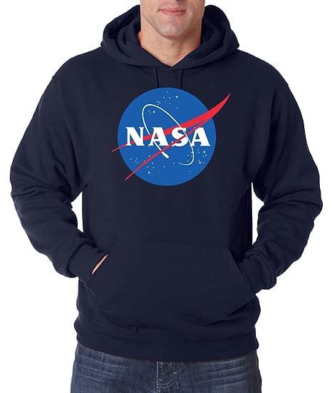 meilleure vente valeur formidable charme de coût TRVPPY - Sweat Pull à Capuche, modèle NASA - Homme, différentes Tailles et  Couleurs