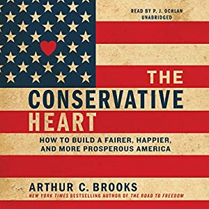 The Conservative Heart Audiobook