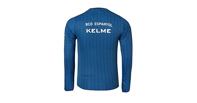KELME - Sudadera Entreno 18/19 R.c.d Espanyol: Amazon.es: Deportes ...