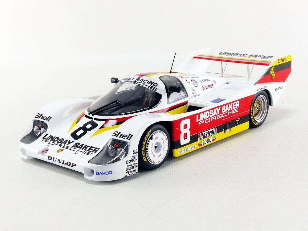 Minichamps 155836698 1: 18 Porsche 956 K – Joest Racing – – Racing Wollek/Serra/Johansson, Multi 08158d