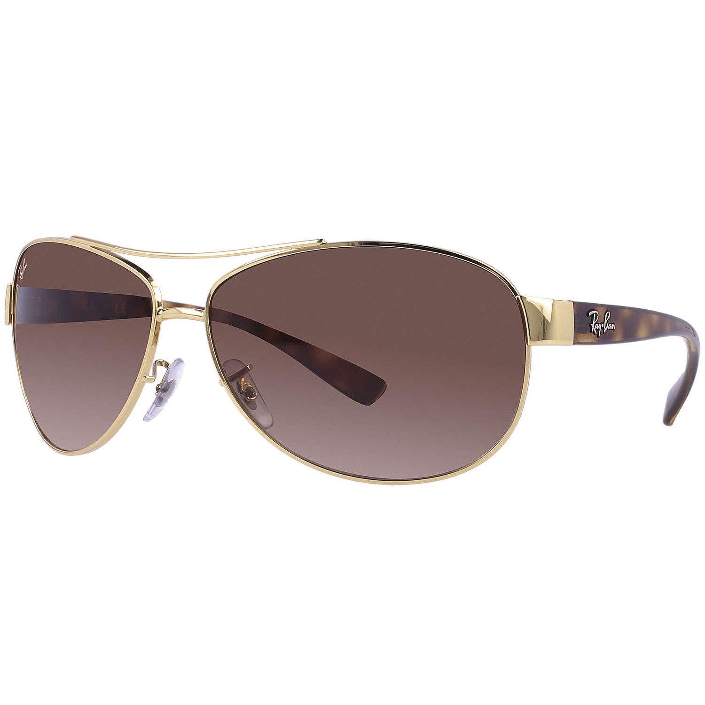 Ray-Ban unisex - Adultos Mod. 3386 gafas de sol, Negro (Blac/gris), 63