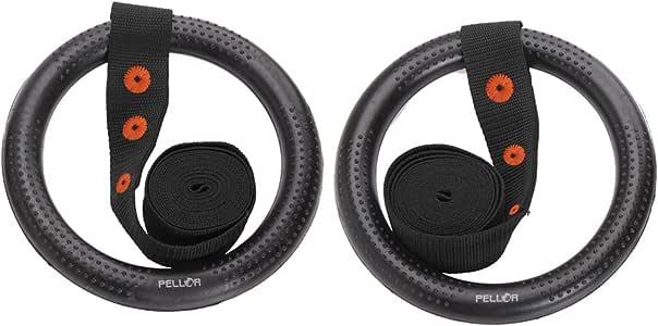 Pellor - 100% nuevo y de alta calidad de juego de anillas