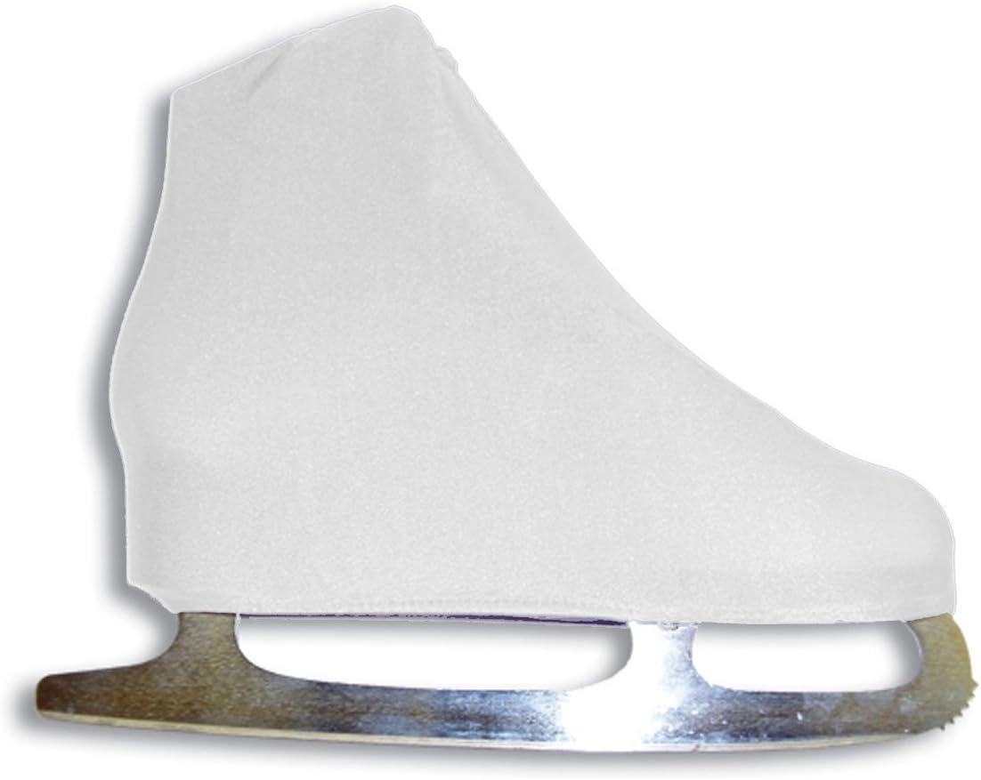 A /& R Sports Lycra Couvre-Bottes de Patin /à Glace
