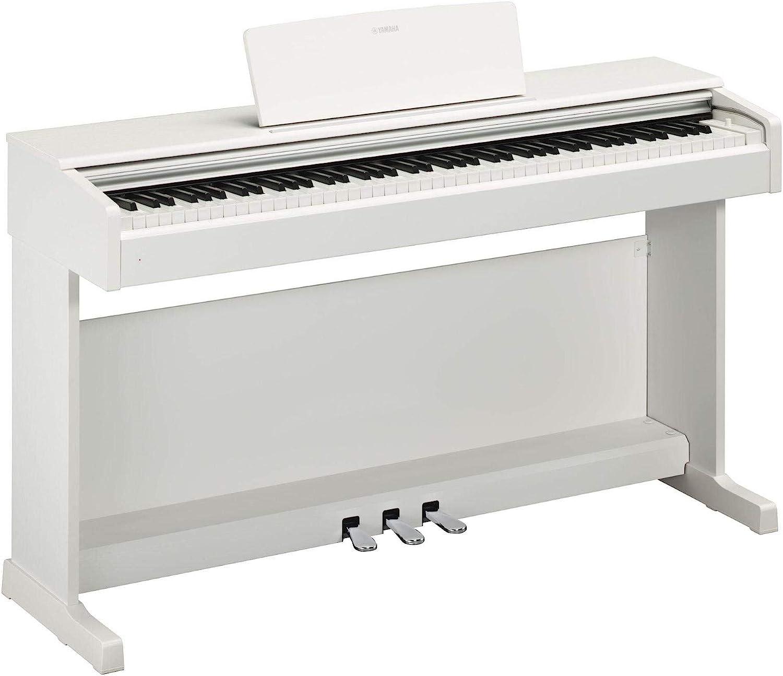Yamaha Arius YDP-144 - Piano digital clásico y elegante para ...