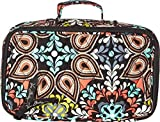 Vera Bradley Luggage Women's Blush & Brush Makeup Case Sierra Luggage Accessory