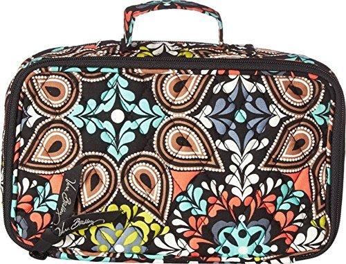Vera Bradley Luggage Women's Blush & Brush Makeup Case Sierra Luggage Accessory by Vera Bradley