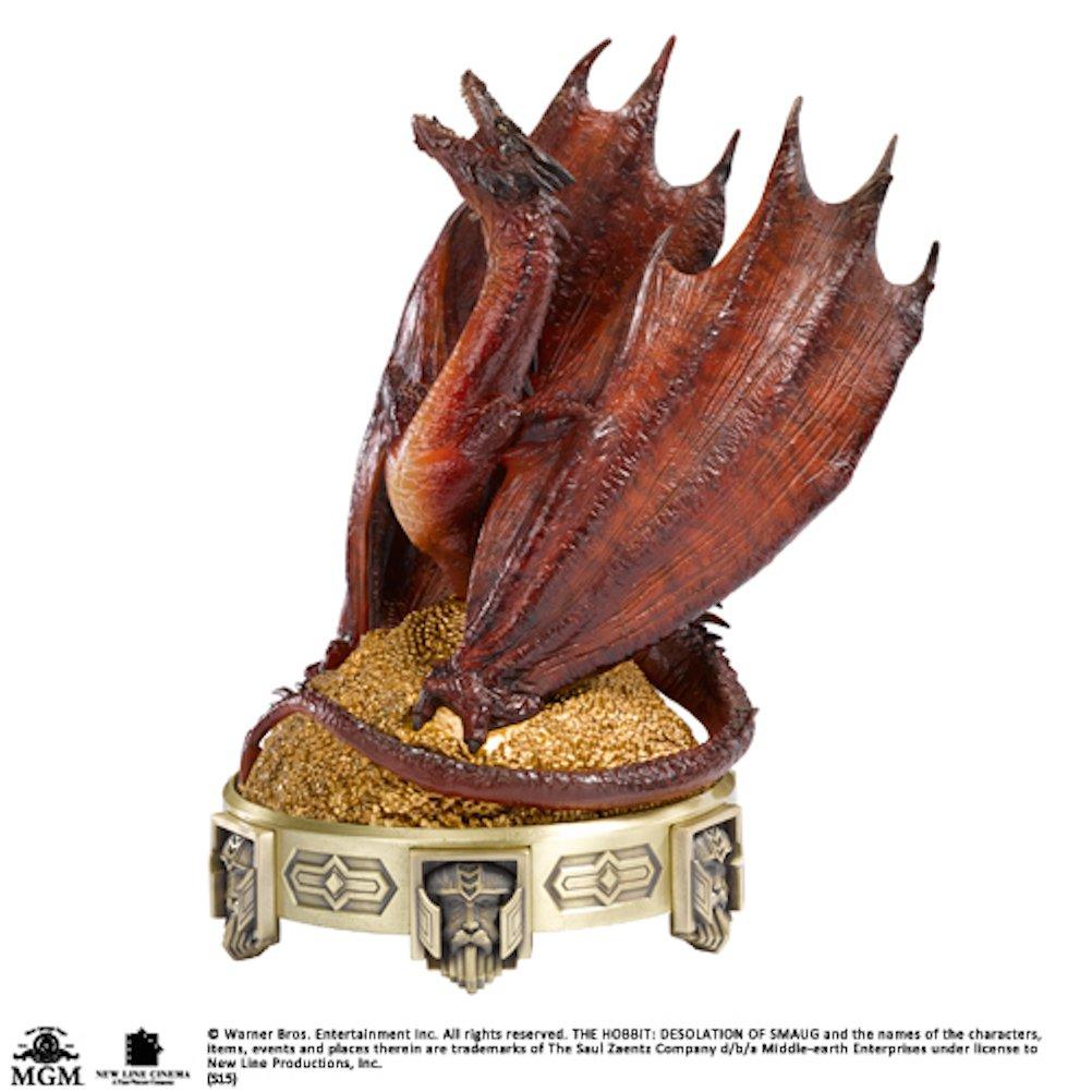 Noble Collection NN7526 – El Señor de los Anillos, Quemador Incienso Smaug.