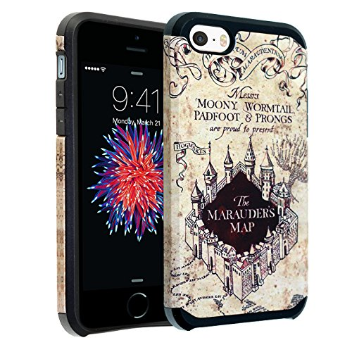 iphone-se-case-durarmorr-iphone-se-5s-5-lifetime-warranty-harry-potter-hogwarts-marauders-map-ultra-