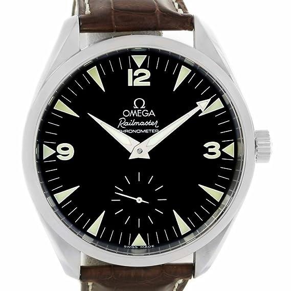 Omega Seamaster 2806.52.37 - Reloj mecánico para hombre (certificado de autenticidad)