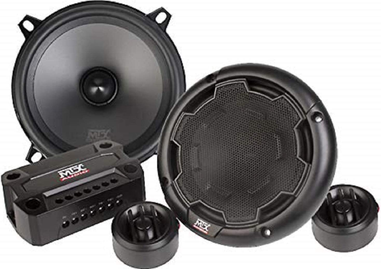 MTX Audio THUNDER68 Thunder Coaxial Speakers Set of 2