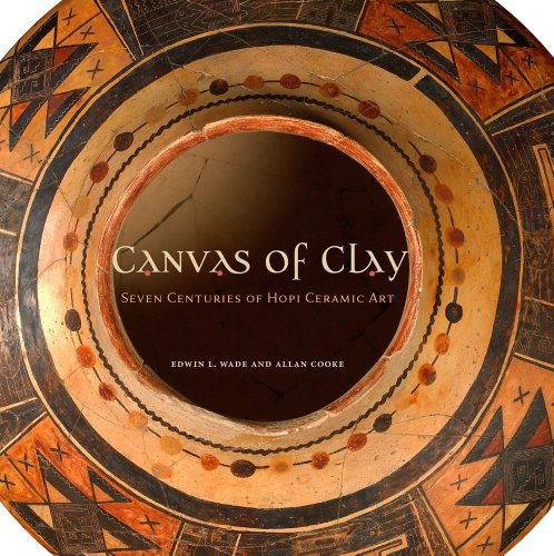 - Canvas of Clay: Seven Centuries of Hopi Ceramic Art