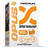 Magnum Nutraceuticals OPUS Intra-Workout - 48 Servings - Orange Dreamsicle - Muscular Growth - Improve Strength - Improve Recovery - Delay Muscular Fatigue