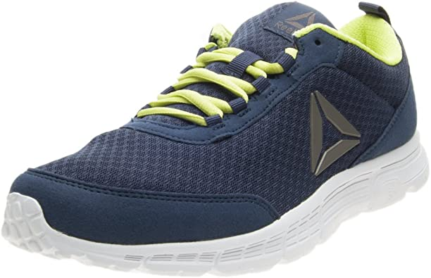 Reebok Speedlux 3.0, Zapatillas de Trail Running para Hombre, Azul (Washed Blue/Night Navy/Electric Flash/PE 000), 46 EU: Amazon.es: Zapatos y complementos