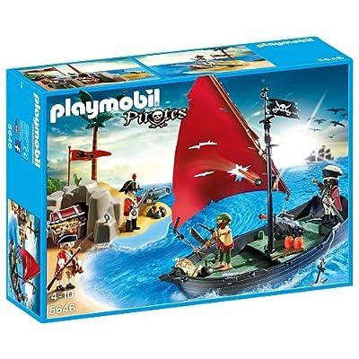 Playmobil 5646lutte pour le Pactole avec jouet