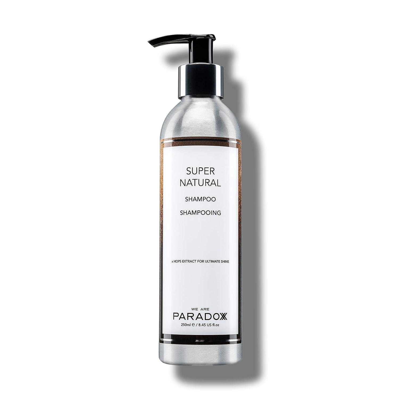 Super Natural & Vegan Shampoo | Organic, Plastic Free, Vegan, Sulphate Free & Cruelty Free Haircare